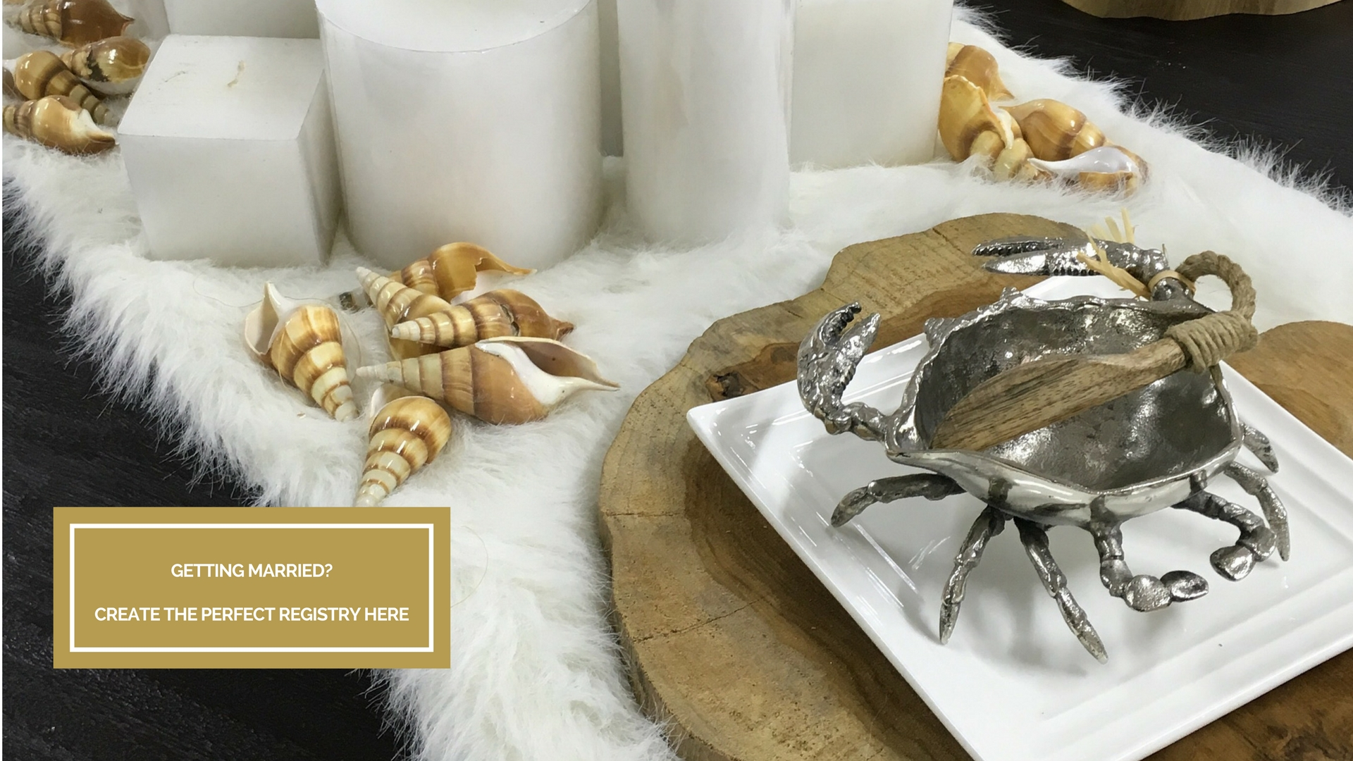Wedding Gift Registry Website: Home Furnishing And Decor With A